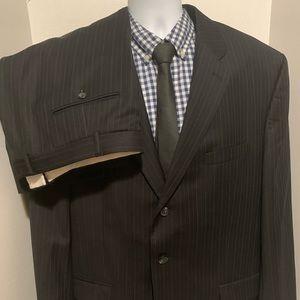 Lauren Ralph Lauren 2 Pc Suit 48L. Pants 42L X 41W